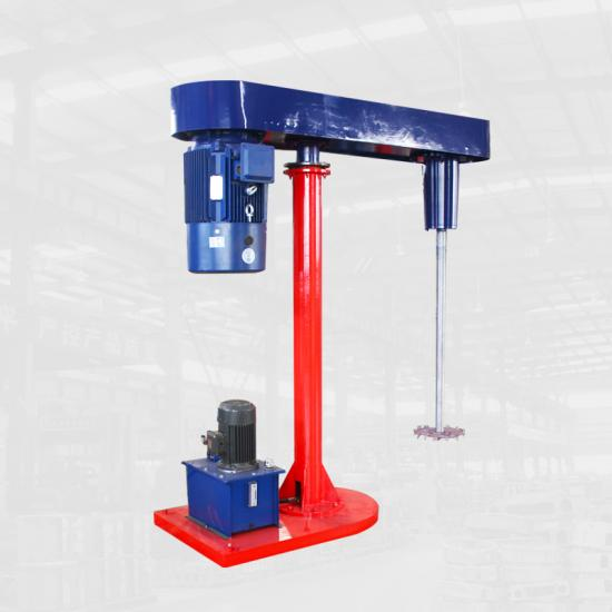 High speed stirring disperser