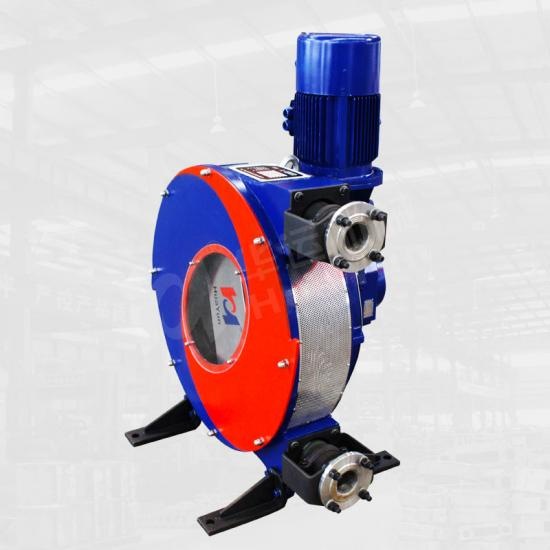 heavy duty industrial pump