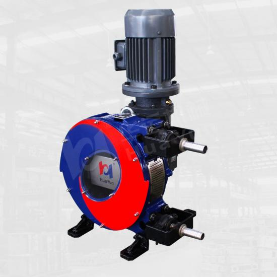 Concrete Squeezed Peristaltic hose Pump