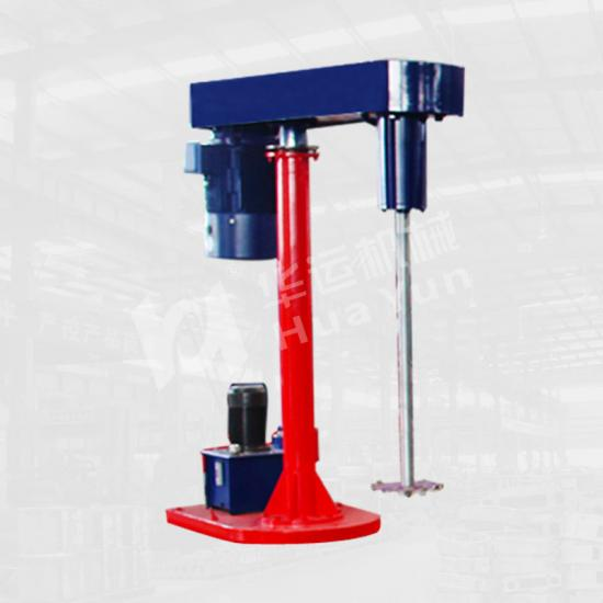 China 1000L Vacuum High Speed Disperser